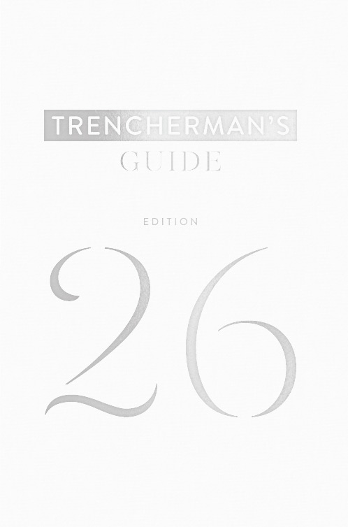 Trencherman's Guide No. 26