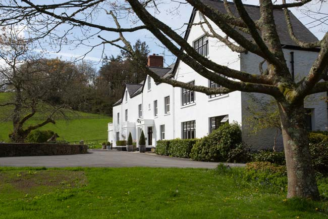 Mill End Hotel, Chagford, Dartmoor