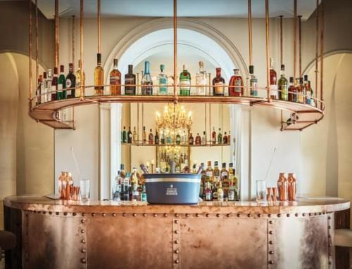 Restaurant review: Lympstone Manor