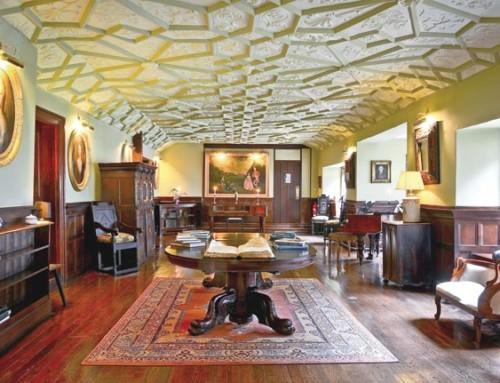 Restaurant review: Lewtrenchard Manor, Okehampton