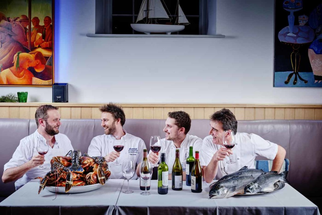 Trencherman's Awards chefs