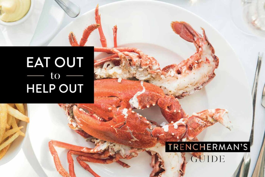Eat Out To Help Out Rick Stein
