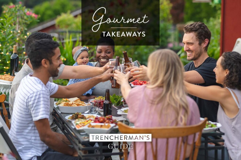 Gourmet takeaways