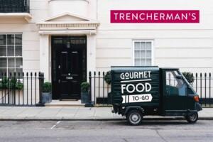 Gourmet food to-go