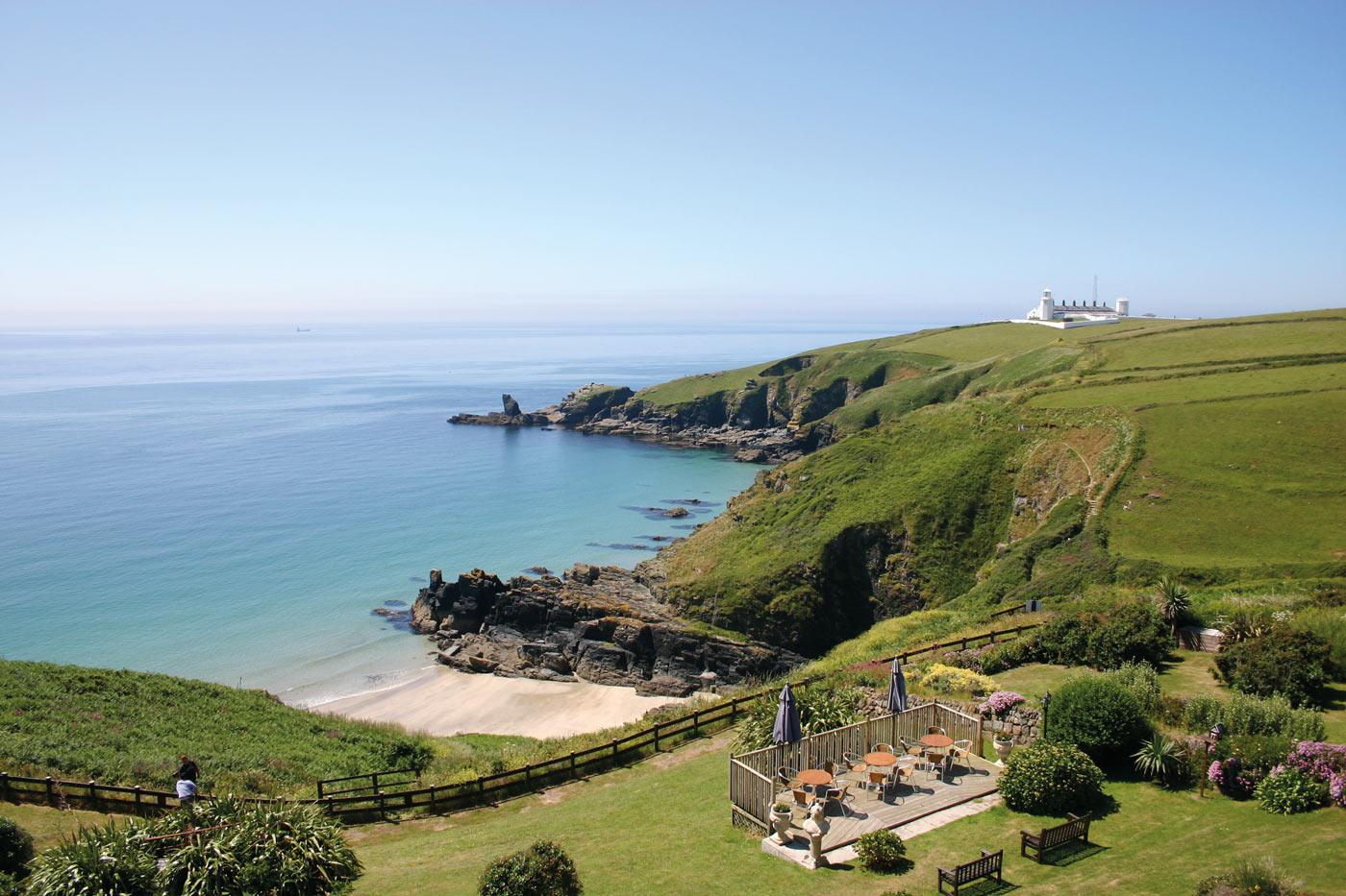 Housel Bay Hotel, Cornish hotels