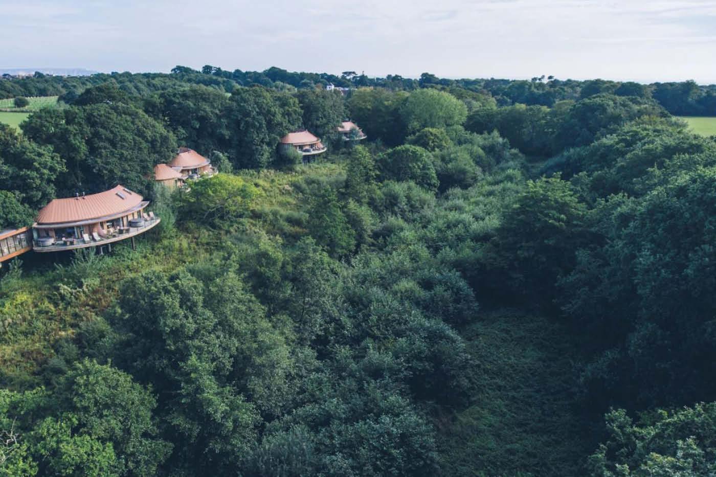 Chewton Glen Tree House