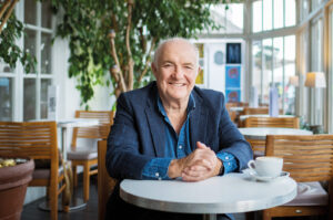 Rick Stein, winner of Special Contribution in 2021 Virtual Trencherman's Awards
