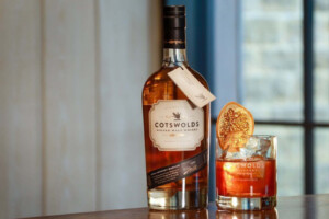 Cotswolds Distillery cocktail