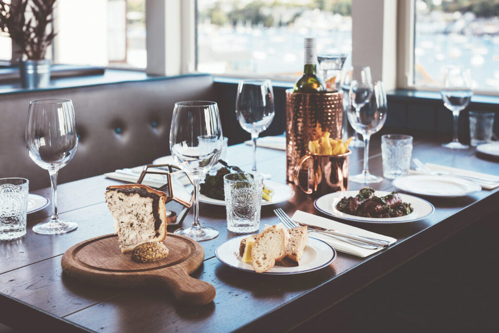 Star and Garter restaurant, insider's finds