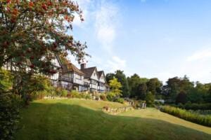 Gidleigh Park, paradise gardens