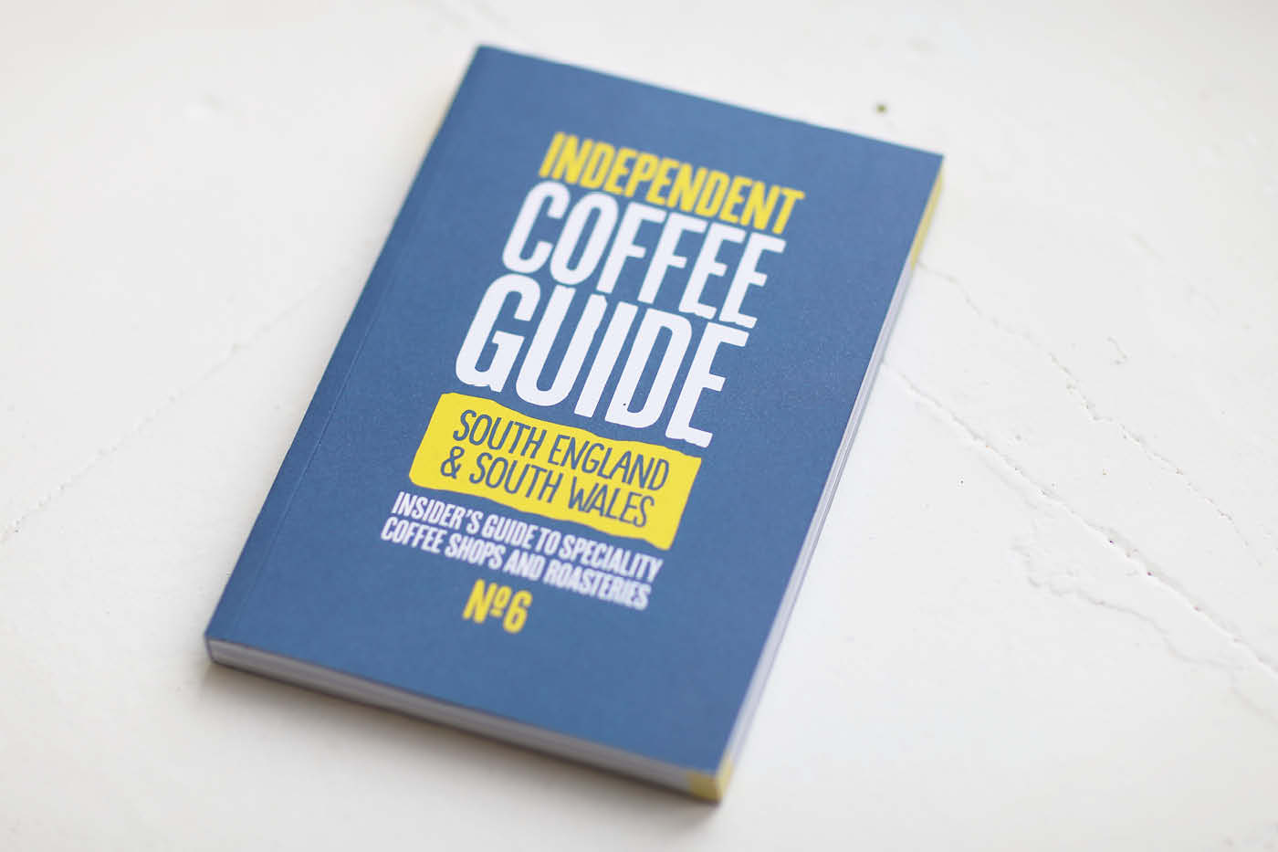 Independent Coffee Guide, foodie coffee shops
