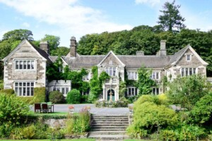 Lewtrenchard Manor, hidden-gem hotels