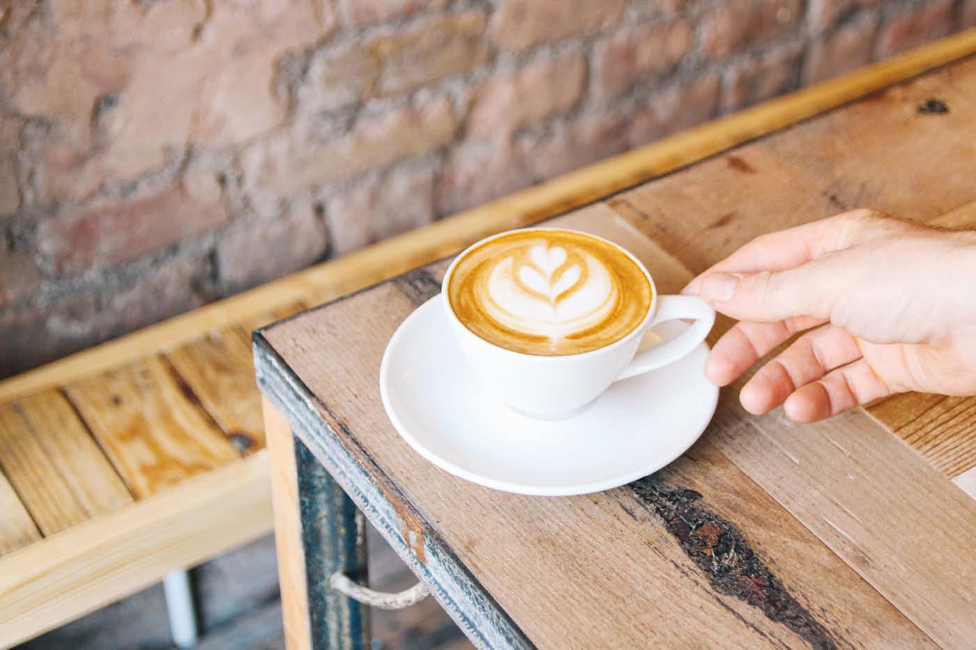 West Street Kitchen coffee