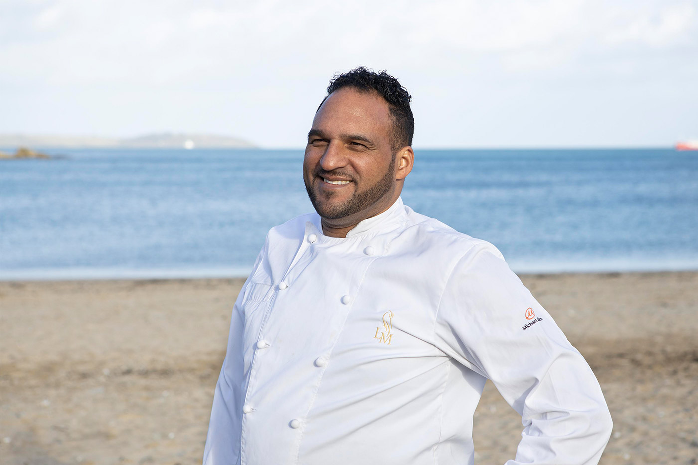 Michael Caines MBE, Trencherman's Chairman