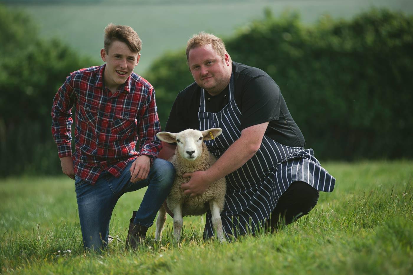 The Bear And Blacksmith, Chillington chef