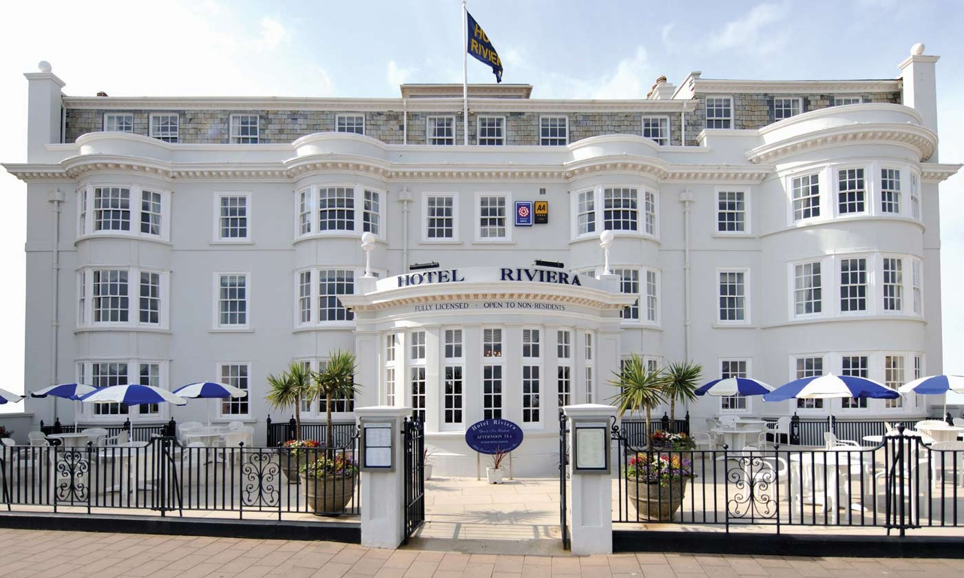 The Riviera Hotel and Restaurant, Sidmouth
