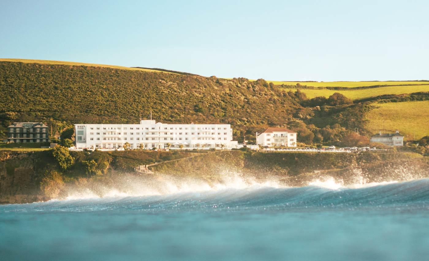 Saunton Sands Hotel, North Devon