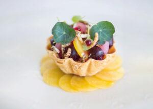 The Angel - Taste of Devon, Dartmouth dish