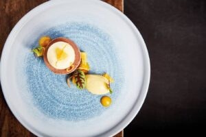 The Cove Restaurant and Bar, Falmouth food
