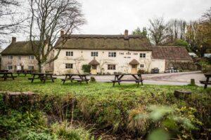 The Fox Inn, Corscombe, Dorset
