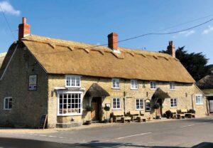 Three Horseshoes Pub & Kitchen, Dorset