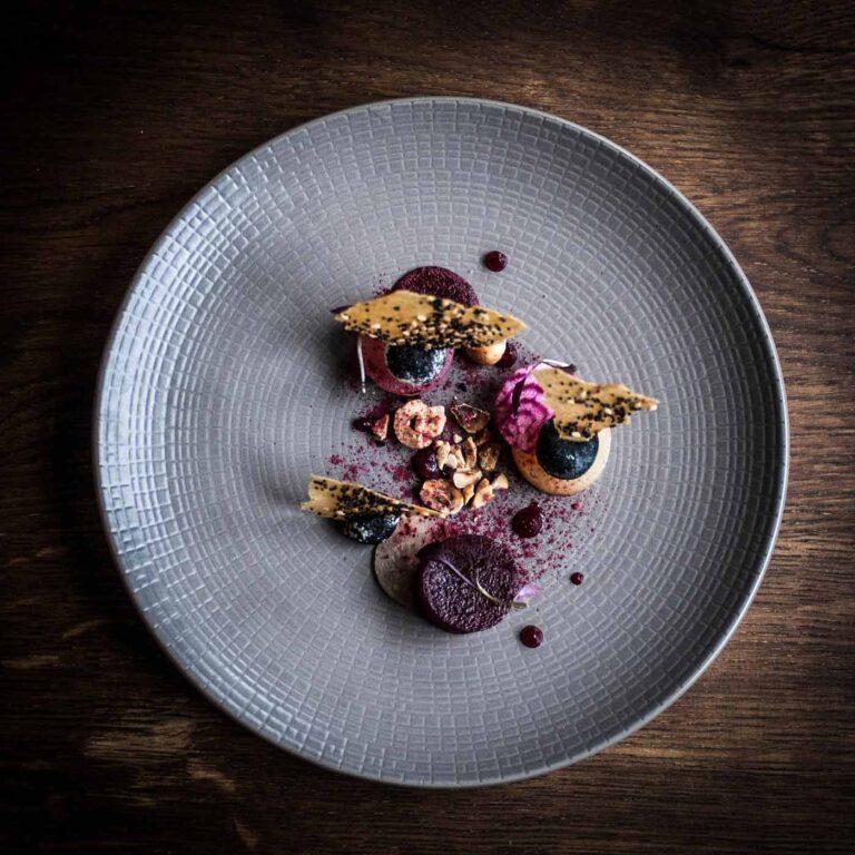 Bunch of Grapes, Bradford-on-Avon dish