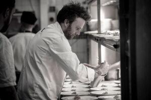 Pyne Arms, North Devon head chef